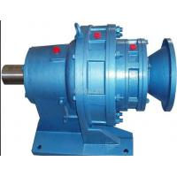 Quality XW Horizontal Pinwheel Cycloidal Speed Reducer with Electric Motor for sale