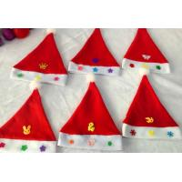 Quality Cheap Butterfly Design Christmas Cap Christmas Hat for Children for sale