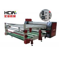 Quality High Speed Roller Heat Press Machine for garment  / T-ishirt / swimsuit for sale