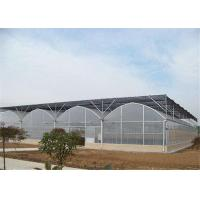 Quality Shouguan Plastic Film Greenhouse 150 / 200micro PE Film Covering Easy To Clean for sale