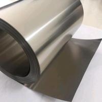 China Custom Made Titanium Foil Roll For Aerospace / Medical Equipment / Chemical on sale