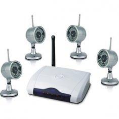 Quality View 4 Images CCTV Wireless Camera CX-W802Z4 for sale