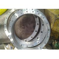 Quality 316L 304 Stainless Steel Welding Neck Flanges / WN Flange Water and Chemical Industrial for sale