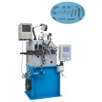 Battery Shaped Automatic Spring Machine 250 Pcs/Min With 2.7kw Cam Axis Servo Motor