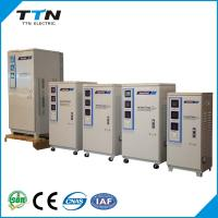 Quality voltage stabilizers/power voltage regulators PC-SVC THREE PHASE Servo Control AC Automatic for sale