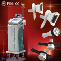 Buy cheap Professional Weight Loss Cryolipolysis slimming machine Equipment, 110-220vac 1800W product