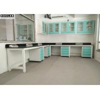 Food Industry Steel Lab Bench Reagent Rack Design Environmental Protection
