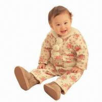 China 100% Cotton Baby Clothing Set, Wholesale, Small MOQ, New Styles Every Day on sale