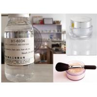 Quality Cosmetic Care Caprylyl Methicone / Low Viscosity Silicone Oil Improve Spreadability for sale