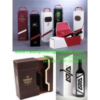 Quality Handle Wine Boxes for sale