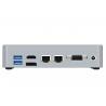 Buy cheap Intel 10th Gen CPU i5-10210U Comet Lake CPU MINI PC Metal Chassis 2 X LAN port from wholesalers
