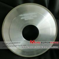 Quality 14F1 Resin bond diamond grinding wheel ,diamond profile wheel for sale