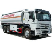 Quality Dongfeng / Foton / Howo / Isuzu Oil Tanker Transporter Truck With API Standard System for sale