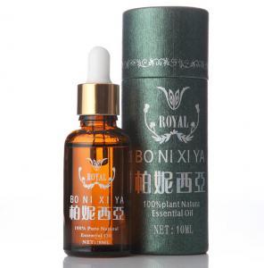 Quality Matt Lamination Round Cardboard Gift Box Perfume Packaging Round Box for sale