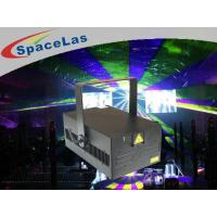 Quality Mountain / Water Laser Stage Lighting Projector Dust Proof Animation Laser Light Machine for sale
