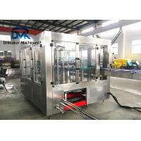 China High Efficiency Glass Bottle Filling Machine /  Glass Bottle Packing Machine on sale