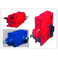 Quality High Power GMC Cast Iron Gearbox For Materials Handling / Industrial Gear Units for sale