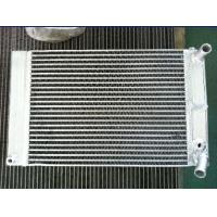 Quality Automobile Compact Plate And Fin Heat Exchanger / Brazed plate radiator for sale