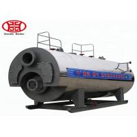 Quality Movable Industrial Gas / Diesel Steam Boiler For Concrete Curing Industry for sale