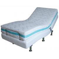 Buy cheap Iron Material UnFolded Electric Adjustable Beds That Recline 65KG ~ 95KG product