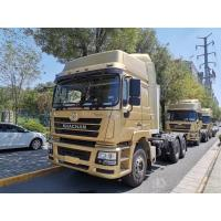Quality Shacman F3000 Prime Mover Tractor Head Truck 70 Tons Haulage Capacity 6*4 10 Wheels for sale
