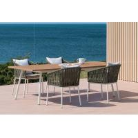 Buy Modern Poly rattan chair Outdoor Garden wicker furniture sets patio chairs and at wholesale prices