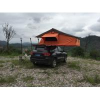 Quality 4x4 Off Road 4 Person Roof Top Tent Ultralight With 6 Cm Thickness Mattress for sale