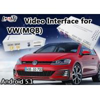 Quality Android 6.0 Multimedia Video Interface for VW Golf 7 2014-2017 with Mirrorlink GPS Navigation for sale