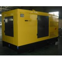 Quality 4 Stroke Fixed Lovol Diesel Generator 50KVA Soundproof for sale