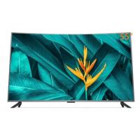 China Full Color Flat Screen LED TV , Wide Viewing Angle Led Tv Digital 4K Home 55 on sale