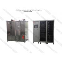 China Metal Jewelry PVD Vacuum Coating Machine , IPG Gold Plated With Magnetron Sputtering on sale