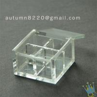 Quality BO (3) acrylic boxes wholesale for sale