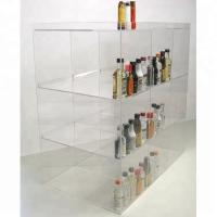 Quality Eco - Friendly Acrylic Countertop Display Case Custom Acrylic Display Cabinet for sale