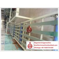 China Fiber Cement Panel Roll Forming Machine for 6 mm - 18 mm Thickness 1.2 m Width Board on sale