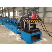 Punching Mould Cable Tray Roll Forming Machine , 39KW Cold Rolled Forming Machines for sale