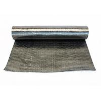 Quality Strong Rigidity CFRP Sheets , Carbon Kevlar Sheet HighElastic Modulus Durable for sale