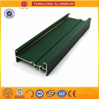 Quality Powder Coated 6005 6005A Aluminum Alloy Profiles / Heat Transfer Plates for sale