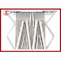 Buy cheap Cut to length Tungsten Carbide Rod Blanks , hard metal bar with 0.6 micron grain size product