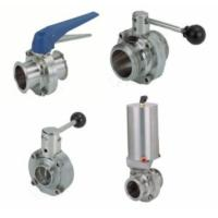 Quality Sanitary Butterfly Valve Threaded End for sale