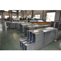 Quality Lipped Metal C Purlins for Metal Roof , Galvanized Steel Purlins C Section for sale