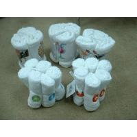 Quality Embrodiery Face Washer Towel Set for sale