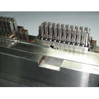 Buy cheap Plastic Injection Molding Tooling FRAME Shape Injection Molding Molds With Undercut Demolding product