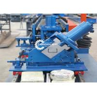 Quality Double Line Stud And Track Roll Forming Machine For Main Channel / Drywall for sale