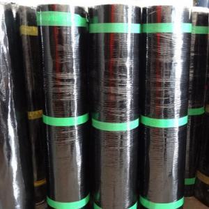 Quality Self Adhesive Bituminous Waterproofing Membrane for sale
