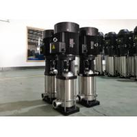 China Full Stainless Steel Multistage Pump , 5.5kW SS Centrifugal Pump on sale