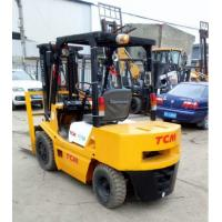 China TCM Used Forklift Trucks With 3000kg Rated Capacity ISO/CCC Certificated on sale