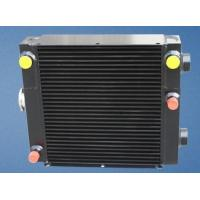Buy cheap Construction Hydraulic Fan Oil Cooler Engineering Machinery Voltage from wholesalers
