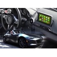Buy Android 6.0 1080P Navigation Interface for Mazda support WIFI , Mirrorlink , App , Headrest Monitor Play at wholesale prices