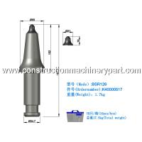 Buy cheap High Efficiency Round Shank Mining Coal Cutter Bits Wear Resistant BSR126 product