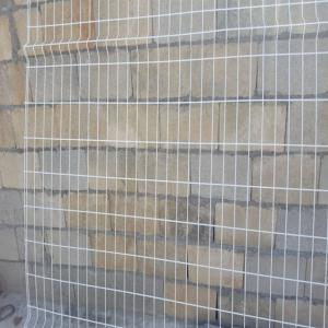 China Galvanized Welded Wire Fence Panels For Large Areas on sale